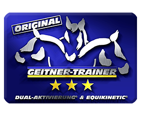 Offizielle Geitner-Trainerin